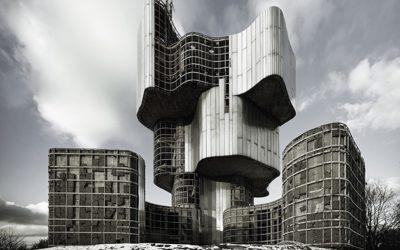 L'architecture brutaliste de l'ex-Yougoslavie exposée au MoMa